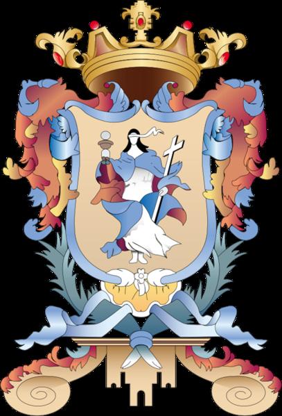 Escudo Oficial del Estado de Guanajuato
