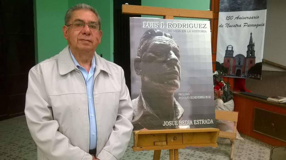 Lic. Josué Bedia Estrada Cronista del municipio de Romita,Gto