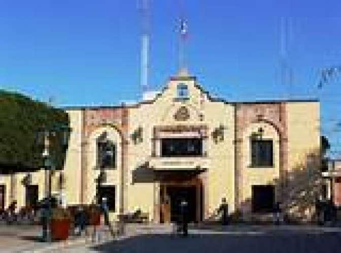 Presidencia Municipal de Tarimoro