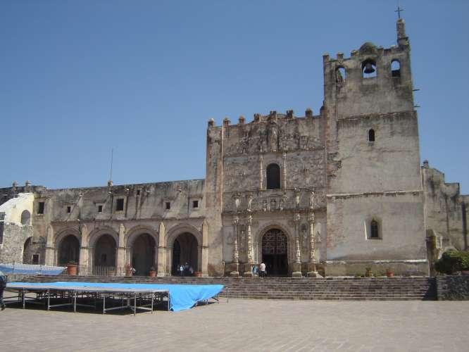 Convento de Yuriria,Gto.