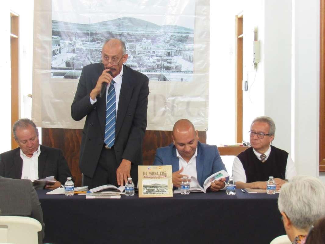 Jorge Vera agradeció el apoyo del Cabildo Municipal